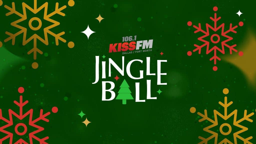 106.1 KISS FM's Jingle Ball Presented by Capital One