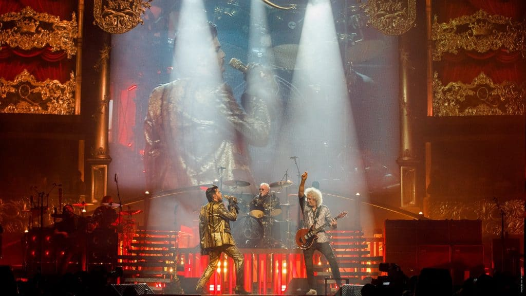 Queen + Adam Lambert – the Rhapsody Tour 2020