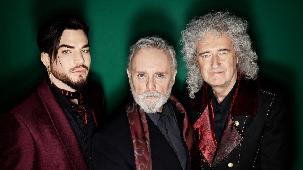 Queen + Adam Lambert | Logen-Package