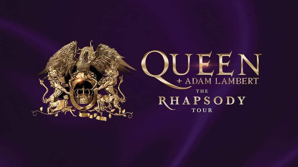 Queen + Adam Lambert – Hot Ticket